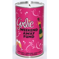 Weekend Away Girlie/Lads Savings Fund - (LRG)