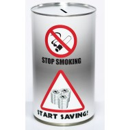 Stop Smoking Saver - (LRG)