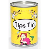 Tips Tin - Small