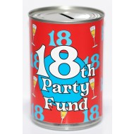 18th Birthday Party Fund - Small