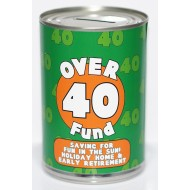 40th Birthday Party Fund - Small