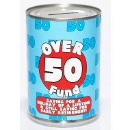 50th Birthday Party Fund - Small