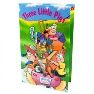 Personalised Three Little Pigs Book
