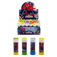 Spiderman 60ml Bubble Tubs