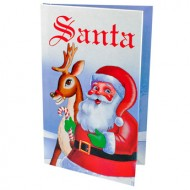 Personalised Santa Book