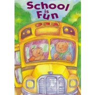Personalised School is Fun Book