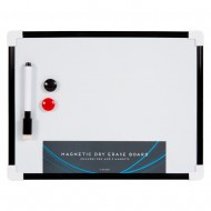 A4 White Memo Board with Maker