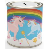 Unicorn Money Tin - 500ml